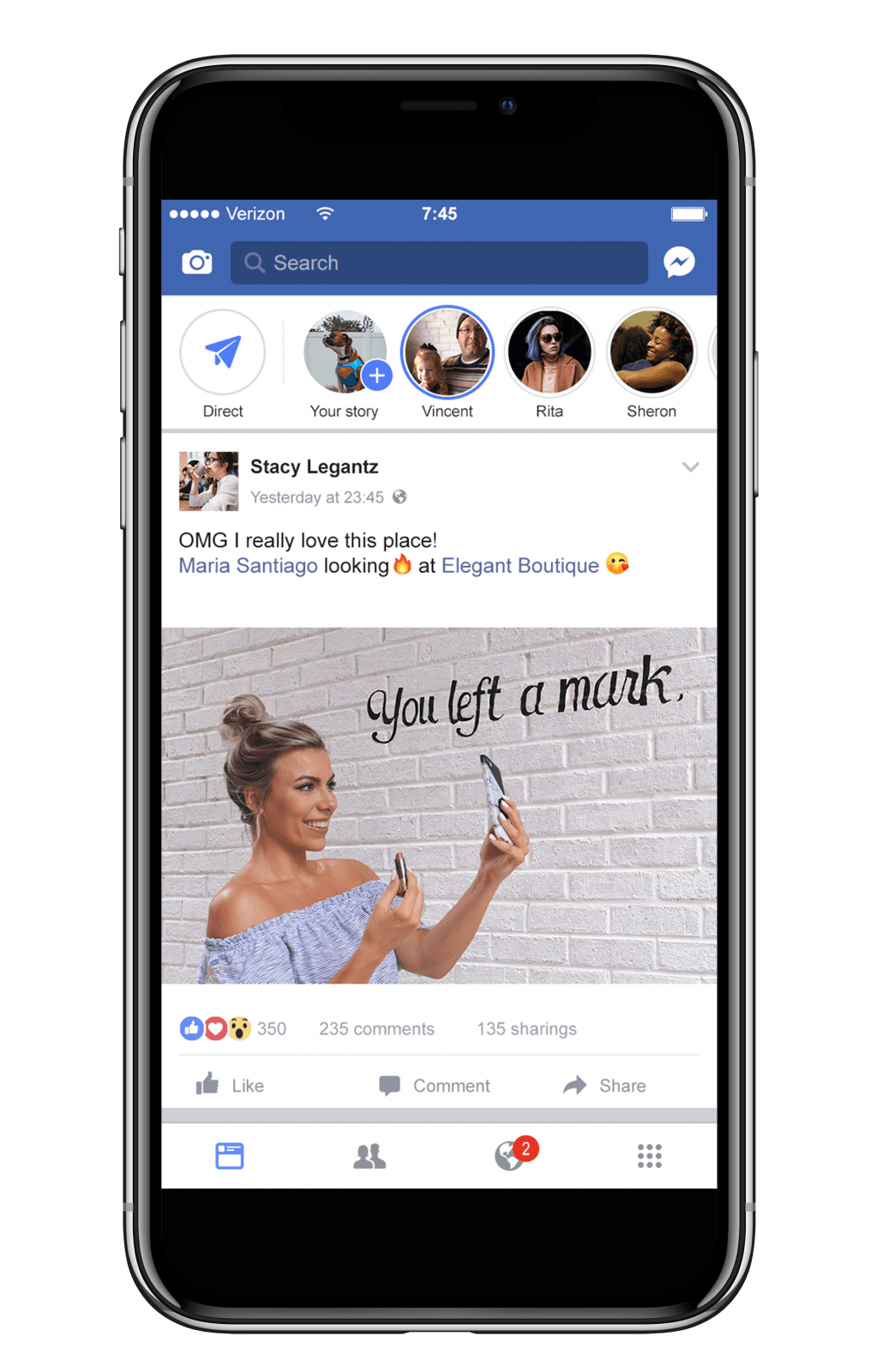 Le Chat Digital Marketing Facebook Advertising